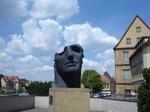 Centurione - Skulptur in Bamberg